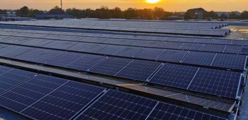 Van den Borne Valkenswaard zonnepanelen Pure Solar